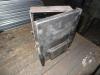Drzwiczki metalowe stalowe do pieców c.o. kotłów c.o.